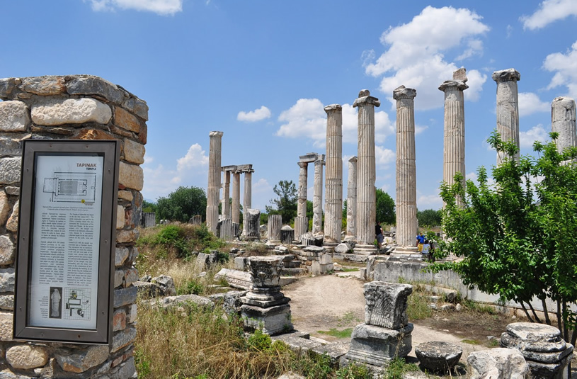 Aphrodisias Tour from Kusadasi and Izmir