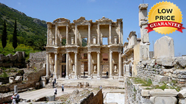 Ephesus full day tour izmir or Kusadasi