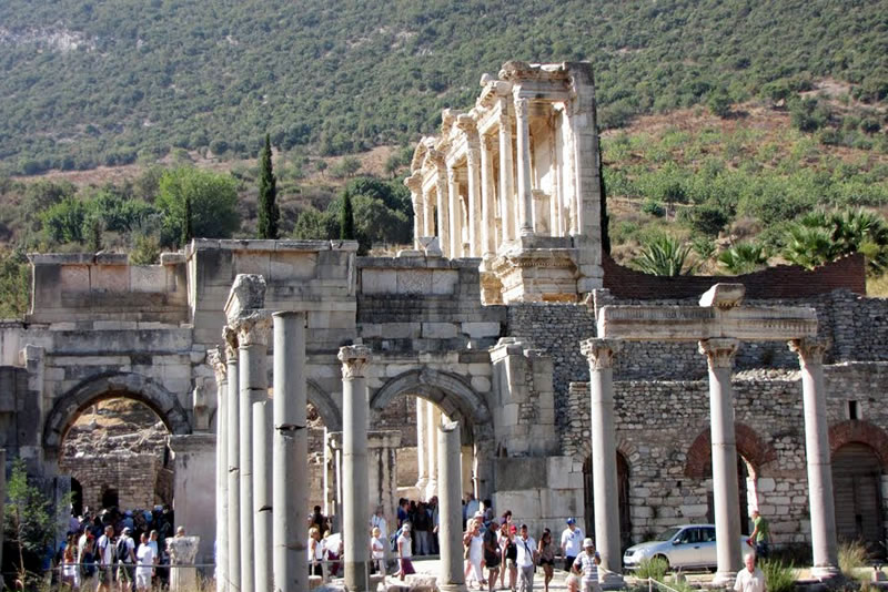 Ephesus tour from Cesme