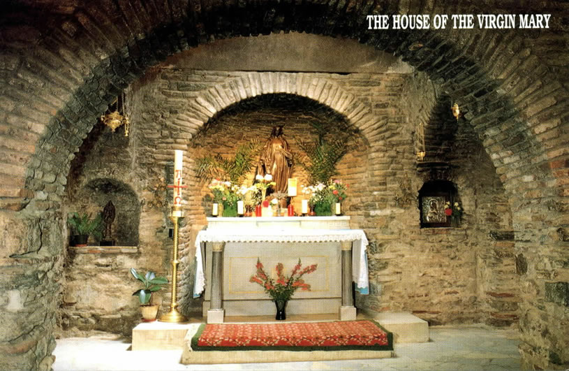 House of Virgin Mary tour