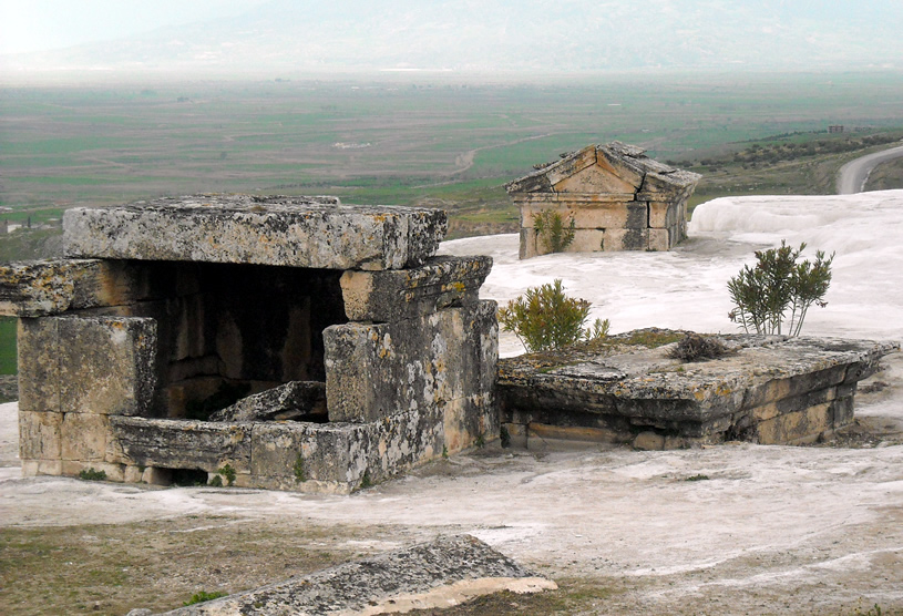 Pamukkale daily tour from Kusadasi and Izmir