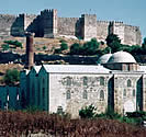 Selcuk Castle - Ephesus Sightseeing