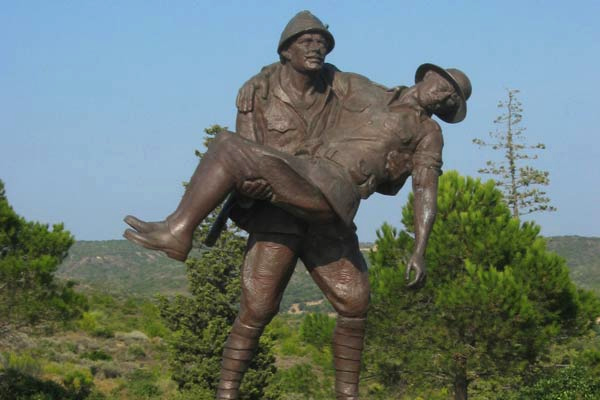 Three day Anzac Gallipoli tour