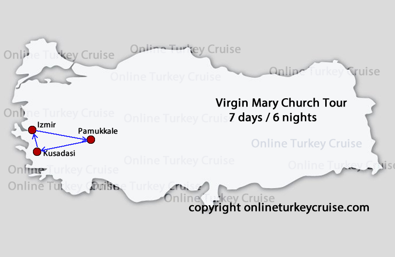Virgin Mary Church Tour